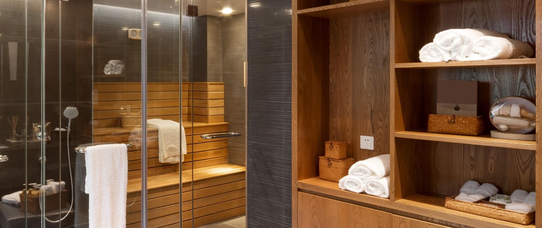 Badezimmer als Ruhestätte/ Wellness Oase | Möbelbau Geier ...
